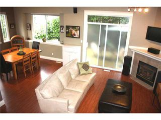 "Photo 3: 18 1506 EAGLE MOUNTAIN Drive in Coquitlam: Westwood Plateau Townhouse for sale in ""RIVER ROCK"" : MLS®# V898105"