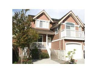 "Photo 2: 18 1506 EAGLE MOUNTAIN Drive in Coquitlam: Westwood Plateau Townhouse for sale in ""RIVER ROCK"" : MLS®# V898105"