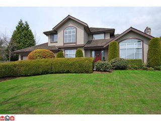 "Main Photo: 12411 57B Avenue in Surrey: Panorama Ridge House for sale in ""PANORAMA RIDGE"" : MLS®# F1119969"