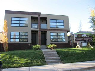 Main Photo: 2 1705 36 Avenue SW in CALGARY: Altadore River Park Townhouse for sale (Calgary)  : MLS®# C3496822