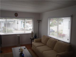 "Photo 4: 40 4200 DEWDNEY TRUNK Diversion in Coquitlam: Ranch Park Manufactured Home for sale in ""HideAway Park"" : MLS®# V923597"