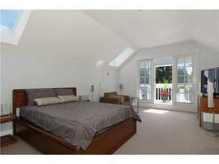 Photo 17: 1849 W 16TH Avenue in Vancouver: Kitsilano Townhouse for sale (Vancouver West)  : MLS®# V1028984