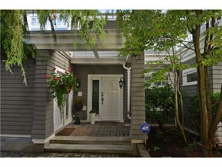 Photo 2: 1849 W 16TH Avenue in Vancouver: Kitsilano Townhouse for sale (Vancouver West)  : MLS®# V1028984