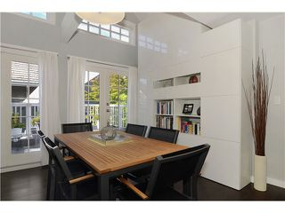 Photo 5: 1849 W 16TH Avenue in Vancouver: Kitsilano Townhouse for sale (Vancouver West)  : MLS®# V1028984