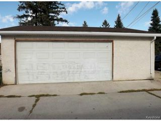 Photo 17: 1600 MANITOBA Avenue in WINNIPEG: North End Residential for sale (North West Winnipeg)  : MLS®# 1321998