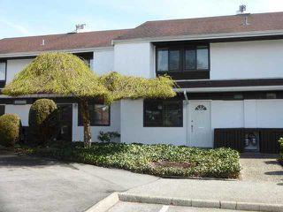 """Photo 2: 535 9651 GLENDOWER Drive in Richmond: Saunders Townhouse for sale in """"GLENACRES VILLAGE"""" : MLS®# V1058496"""