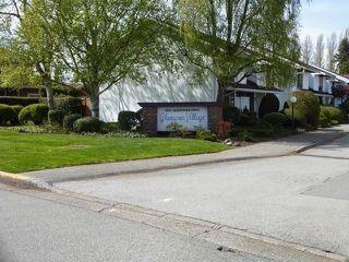 """Photo 1: 535 9651 GLENDOWER Drive in Richmond: Saunders Townhouse for sale in """"GLENACRES VILLAGE"""" : MLS®# V1058496"""
