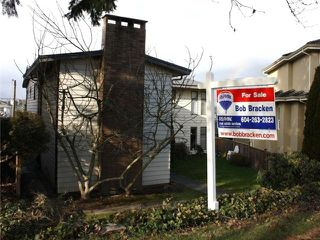 Main Photo: 43 DIEPPE Place in Vancouver: Renfrew Heights House for sale (Vancouver East)  : MLS®# V1061962