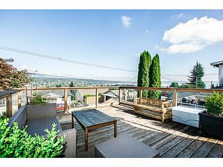 Photo 29: 909 BURNABY Street in New Westminster: The Heights NW House for sale : MLS®# V1086584