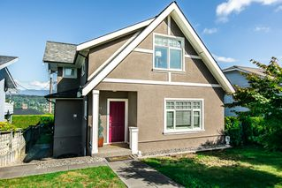 Photo 1: 909 BURNABY Street in New Westminster: The Heights NW House for sale : MLS®# V1086584