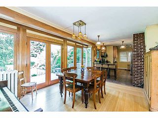 Photo 7: 235 FIFTH Avenue in New Westminster: Queens Park House for sale : MLS®# V1088776