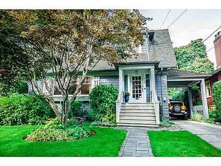 Photo 1: 235 FIFTH Avenue in New Westminster: Queens Park House for sale : MLS®# V1088776