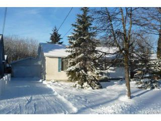 Photo 2: 350 Laxdal Road in WINNIPEG: Charleswood Residential for sale (South Winnipeg)  : MLS®# 1500255