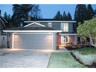 Photo 1: 13293 AMBLE GREENE Court in Surrey: Crescent Bch Ocean Pk. House for sale (South Surrey White Rock)  : MLS®# F1432257