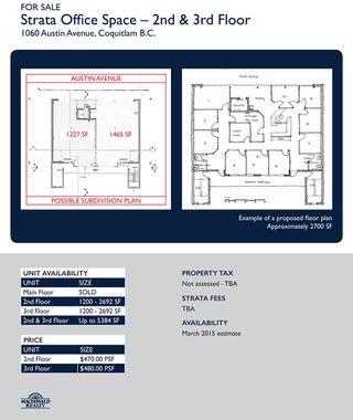 Photo 3: 1060 Austin Avenue in Meegan Business Centre: Home for sale