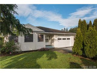 Photo 1: 21 6766 Central Saanich Rd in VICTORIA: CS Keating House for sale (Central Saanich)  : MLS®# 697115
