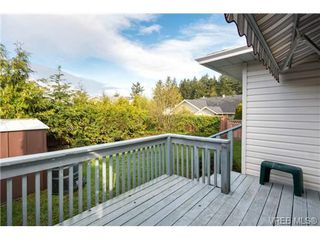 Photo 20: 21 6766 Central Saanich Rd in VICTORIA: CS Keating House for sale (Central Saanich)  : MLS®# 697115