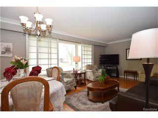 Photo 4: 1127 Rothesay Street in WINNIPEG: North Kildonan Residential for sale (North East Winnipeg)  : MLS®# 1512916