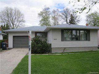 Photo 1: 1127 Rothesay Street in WINNIPEG: North Kildonan Residential for sale (North East Winnipeg)  : MLS®# 1512916