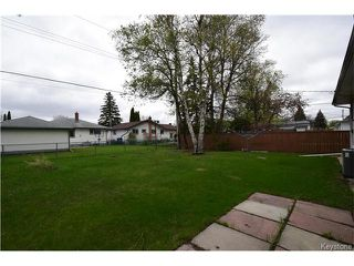Photo 17: 1127 Rothesay Street in WINNIPEG: North Kildonan Residential for sale (North East Winnipeg)  : MLS®# 1512916