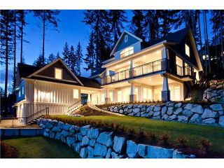 "Photo 1: 1462 CRYSTAL CREEK Drive: Anmore House for sale in ""ANMORE WOODS"" (Port Moody)  : MLS®# V1130659"