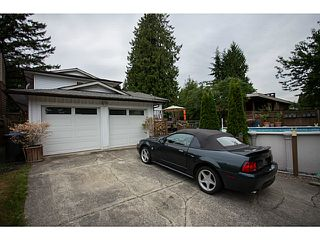 Photo 20: 1543 PITT RIVER Road in Port Coquitlam: Lower Mary Hill House for sale : MLS®# V1130770