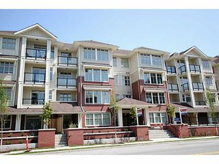 "Photo 1: 402 2330 SHAUGHNESSY Street in Port Coquitlam: Central Pt Coquitlam Condo for sale in ""AVANTI ON SHAUGHNESSY"" : MLS®# V1143520"