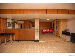 Photo 15: 1115 Nairn Avenue in WINNIPEG: East Kildonan Residential for sale (North East Winnipeg)  : MLS®# 1525516