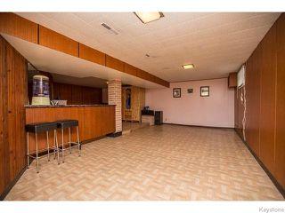 Photo 14: 1115 Nairn Avenue in WINNIPEG: East Kildonan Residential for sale (North East Winnipeg)  : MLS®# 1525516