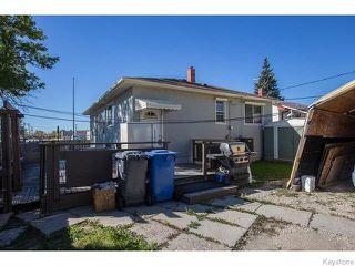 Photo 18: 1115 Nairn Avenue in WINNIPEG: East Kildonan Residential for sale (North East Winnipeg)  : MLS®# 1525516