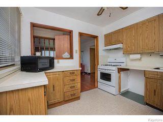 Photo 8: 1115 Nairn Avenue in WINNIPEG: East Kildonan Residential for sale (North East Winnipeg)  : MLS®# 1525516