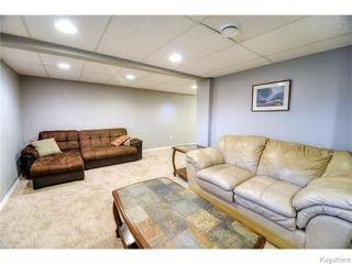 Photo 15: 1127 Colby Avenue in WINNIPEG: Fort Garry / Whyte Ridge / St Norbert Residential for sale (South Winnipeg)  : MLS®# 1526761