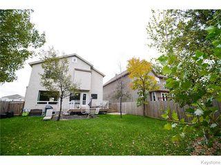 Photo 20: 1127 Colby Avenue in WINNIPEG: Fort Garry / Whyte Ridge / St Norbert Residential for sale (South Winnipeg)  : MLS®# 1526761