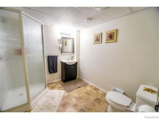 Photo 18: 1127 Colby Avenue in WINNIPEG: Fort Garry / Whyte Ridge / St Norbert Residential for sale (South Winnipeg)  : MLS®# 1526761
