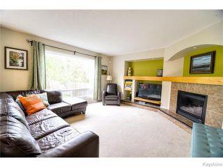 Photo 6: 1127 Colby Avenue in WINNIPEG: Fort Garry / Whyte Ridge / St Norbert Residential for sale (South Winnipeg)  : MLS®# 1526761