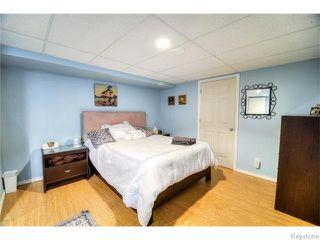 Photo 13: 1127 Colby Avenue in WINNIPEG: Fort Garry / Whyte Ridge / St Norbert Residential for sale (South Winnipeg)  : MLS®# 1526761