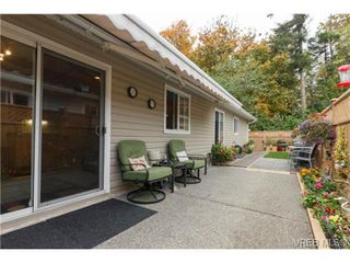 Photo 19: 101 7570 Tetayut Rd in SAANICHTON: CS Hawthorne Manufactured Home for sale (Central Saanich)  : MLS®# 714822