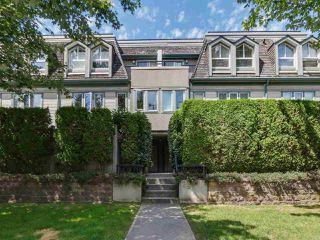 Main Photo: 30 1225 BRUNETTE Avenue in Coquitlam: Maillardville Townhouse for sale : MLS®# R2093239