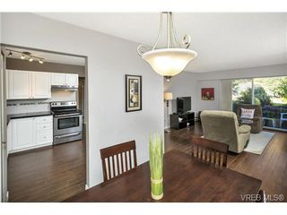 Photo 4: 112 1490 Garnet Road in VICTORIA: SE Cedar Hill Condo Apartment for sale (Saanich East)  : MLS®# 368666