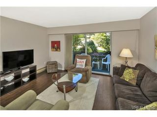 Photo 7: 112 1490 Garnet Road in VICTORIA: SE Cedar Hill Condo Apartment for sale (Saanich East)  : MLS®# 368666