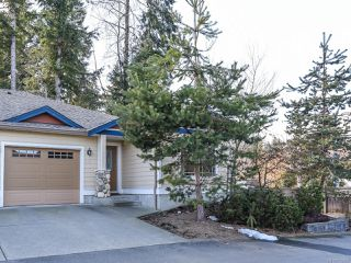 Photo 1: 50 2728 1ST STREET in COURTENAY: CV Courtenay City Row/Townhouse for sale (Comox Valley)  : MLS®# 752465