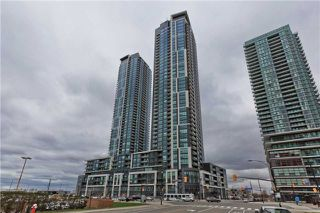 Main Photo: 3603 510 Curran Place in Mississauga: City Centre Condo for lease : MLS®# W3756331