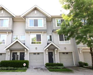 "Photo 1: 59 2978 WHISPER Way in Coquitlam: Westwood Plateau Townhouse for sale in ""WHISPER RIDGE"" : MLS®# R2169971"