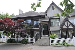 "Main Photo: 109 12099 237TH Street in Maple Ridge: East Central Townhouse for sale in ""Gabriola"" : MLS®# R2173607"