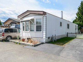 Photo 1: 68 1655 ORD ROAD in : Brocklehurst Manufactured Home/Prefab for sale (Kamloops)  : MLS®# 140960