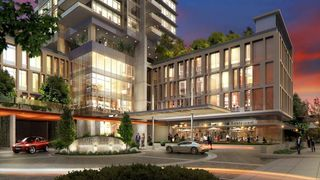"""Photo 2: 702 4360 BERESFORD Street in Burnaby: Metrotown Condo for sale in """"Modello"""" (Burnaby South)  : MLS®# R2182930"""