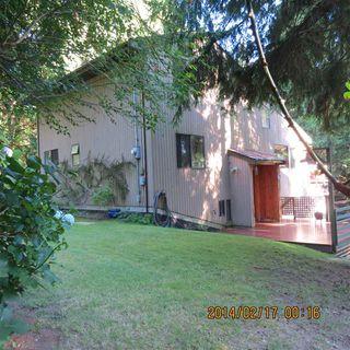 Photo 1: 966 WINDJAMMER Road: Bowen Island House for sale : MLS®# R2184857