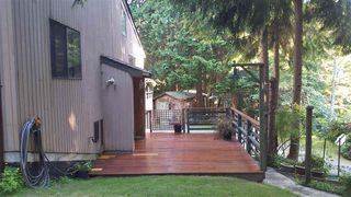 Photo 4: 966 WINDJAMMER Road: Bowen Island House for sale : MLS®# R2184857