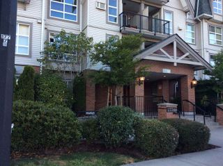 "Main Photo: 112 17769 57 Avenue in Surrey: Cloverdale BC Condo for sale in ""CLOVERDOWNS ESTATE"" (Cloverdale)  : MLS®# R2192961"