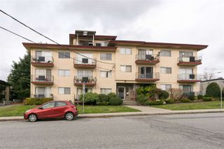 "Photo 1: 313 611 BLACKFORD Street in New Westminster: Uptown NW Condo for sale in ""MAYMONT MANOR"" : MLS®# R2222135"